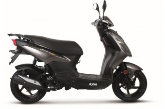 Sym orbit ii euro 4 6